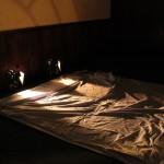 06-Bed - Light Installation by Benjamin Bergery 2014