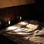 07-Bed - Light Installation by Benjamin Bergery 2014