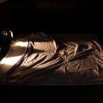 08-Bed - Light Installation by Benjamin Bergery 2014