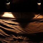 12-Bed - Light Installation by Benjamin Bergery 2014