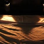 14-Bed - Light Installation by Benjamin Bergery 2014